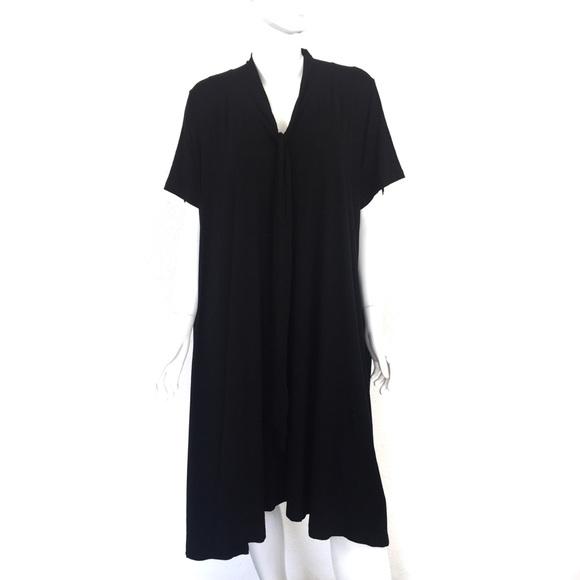 edd3b5f50d8 ASOS Curve Dresses   Skirts - ASOS Curve Size 24 Tunic Dress Short Sleeve  Black